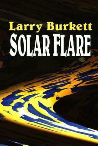 book cover of Solar Flare