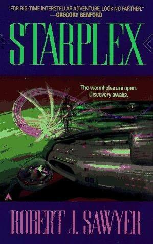 book cover of Starplex