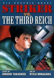 book cover of Striker Vs. the Third Reich