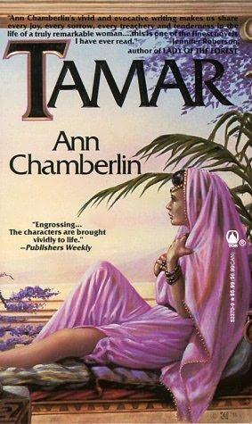 book cover of Tamar