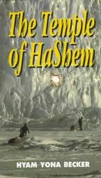 book cover of The Temple of Hashem