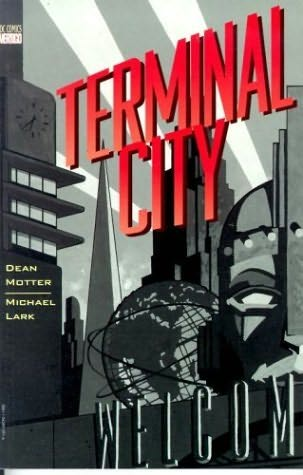 book cover of Terminal City