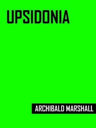 book cover of Upsidonia
