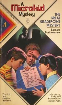 book cover of Great Gradepoint Mystery