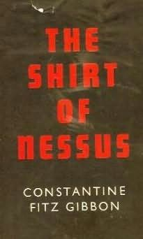book cover of The Shirt of Nessus