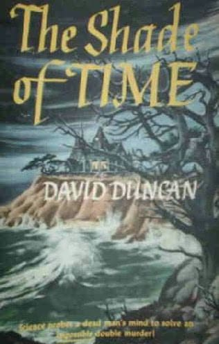 book cover of The Shade of Time