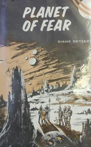 book cover of Planet of Fear