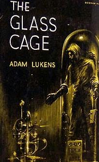 book cover of The Glass Cage