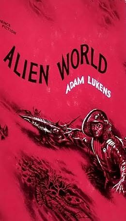 book cover of Alien World