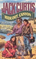 book cover of Hide-Out Canyon