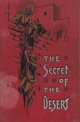 book cover of The Secret of the Desert