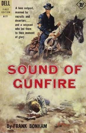 book cover of Sound of Gunfire