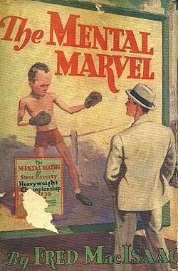 book cover of The Mental Marvel