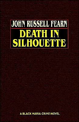 book cover of Death In Silhouette