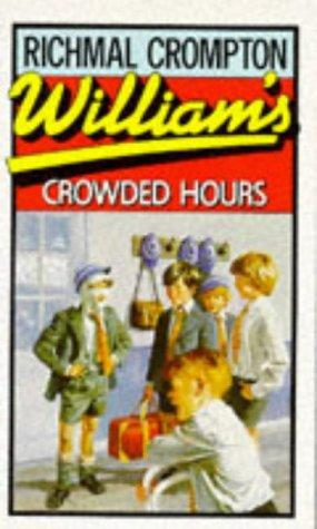 book cover of William\'s Crowded Hours