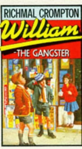 book cover of William the Gangster