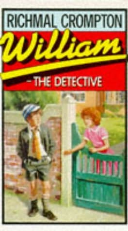 book cover of William the Detective