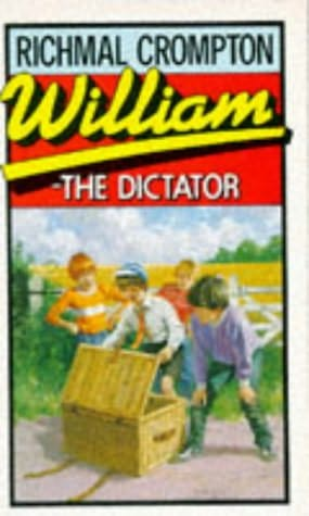 book cover of William The Dictator