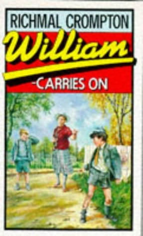 book cover of William Carries On