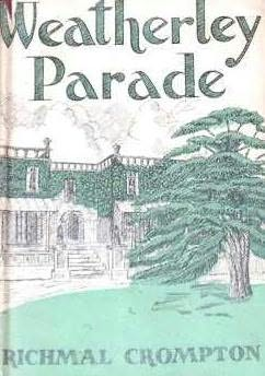 book cover of Weatherley Parade