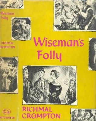 book cover of Wiseman\'s Folly