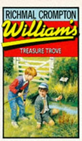 book cover of William\'s Treasure Trove