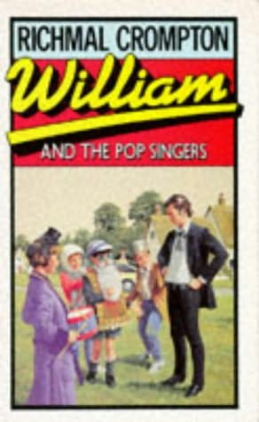 book cover of William and the Pop Singers