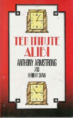 book cover of Ten Minute Alibi
