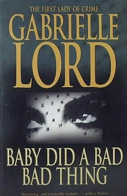 book cover of Baby Did a Bad Thing