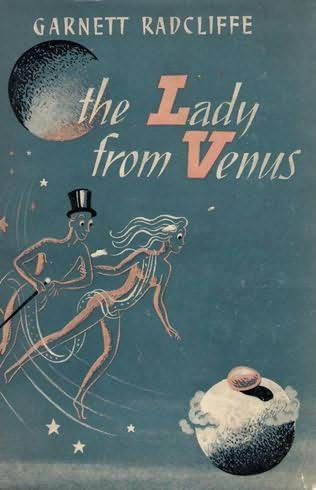 book cover of The Lady from Venus