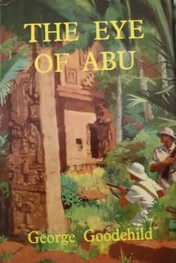 book cover of The Eye of Abu