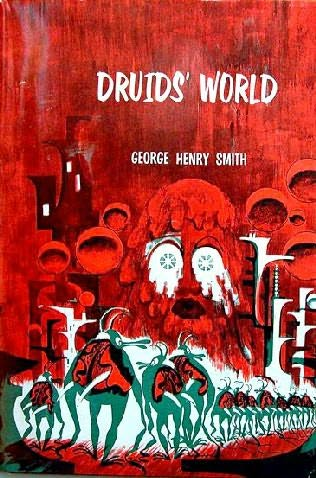 book cover of Druids\' World