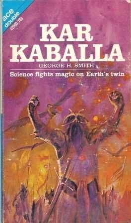 book cover of Kar Kaballa