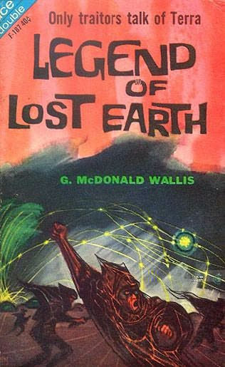book cover of Legend of Lost Earth