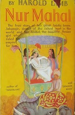book cover of Nur Mahal