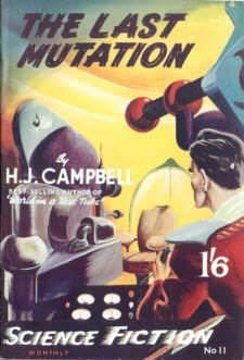book cover of The Last Mutation