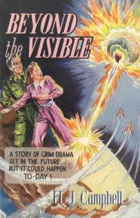 book cover of Beyond the Visible