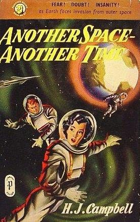 book cover of Another Space, Another Time