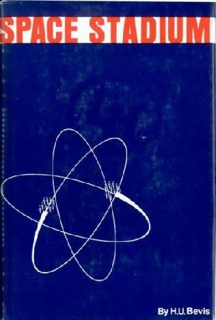 book cover of Space Stadium