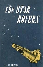 book cover of The Star Rovers