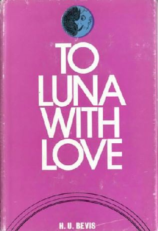 book cover of To Luna With Love