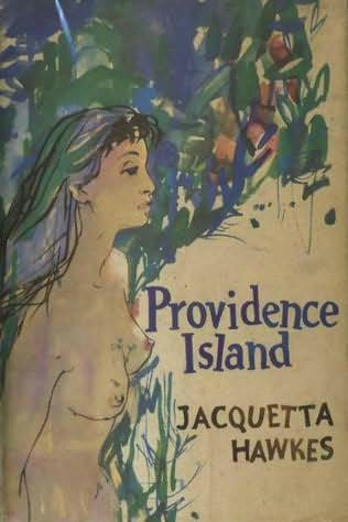 book cover of Providence Island