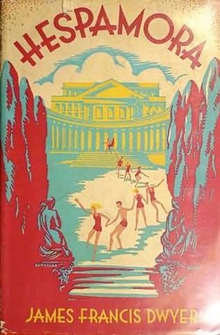 book cover of Hespamora