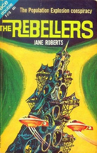 book cover of The Rebellers