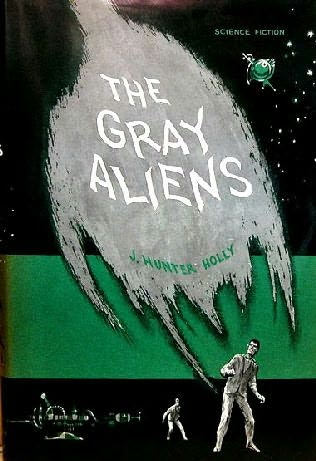 book cover of The Gray Aliens