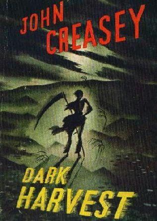 book cover of Dark Harvest