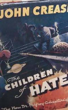 book cover of The Children of Hate