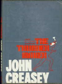 book cover of The Thunder-Maker