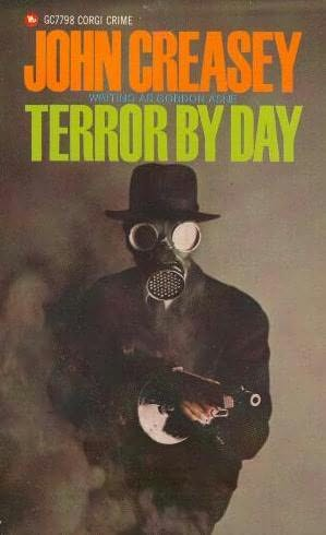 book cover of Terror by Day