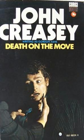 book cover of Death on the Move